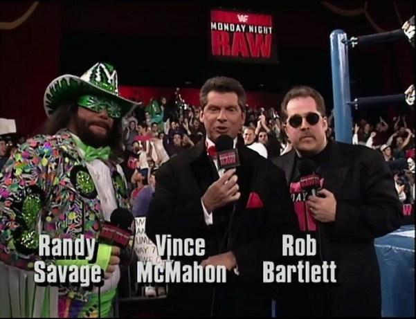 Monday Night Raw episode 1