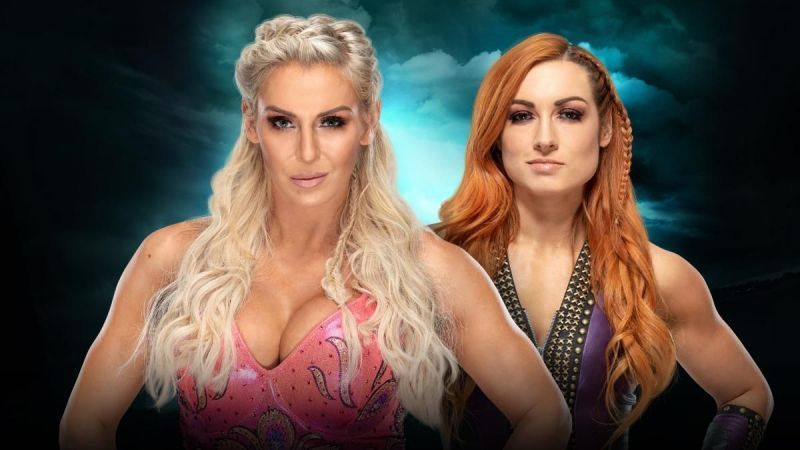 Becky Lynch vs Charlotte