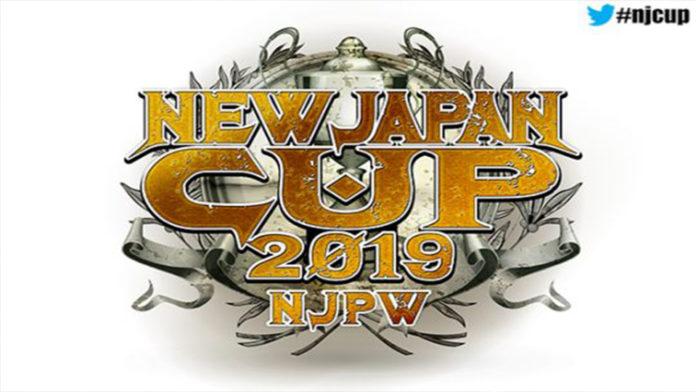 New Japan Cup Bracketology