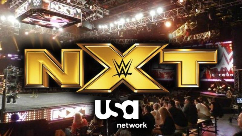 NXT on USA