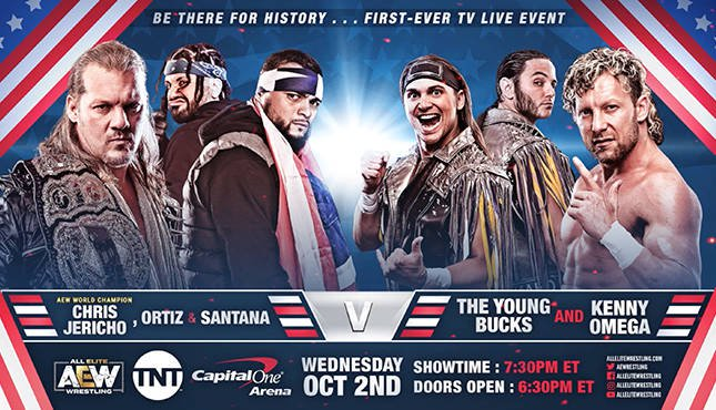 aew dynamite live coverage