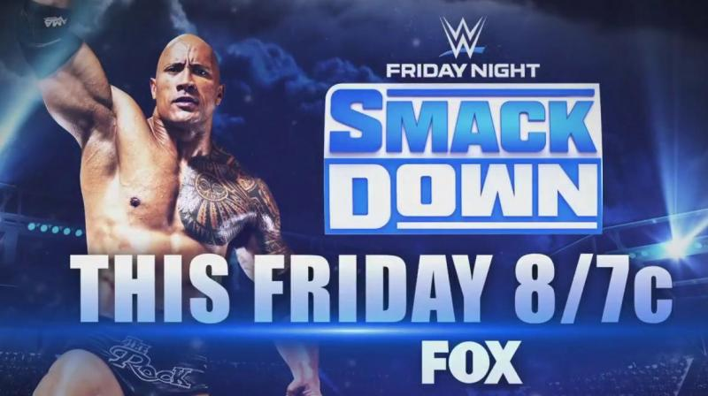 smackdown on fox