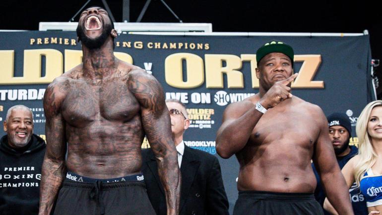 Wilder vs Ortiz