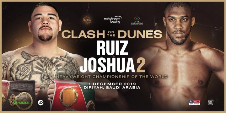 andy ruiz jr. vs anthony joshua ii live coverage