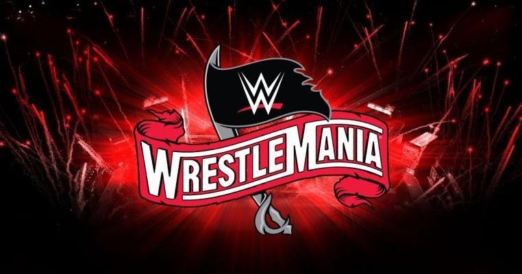 wrestlemania 36 matches