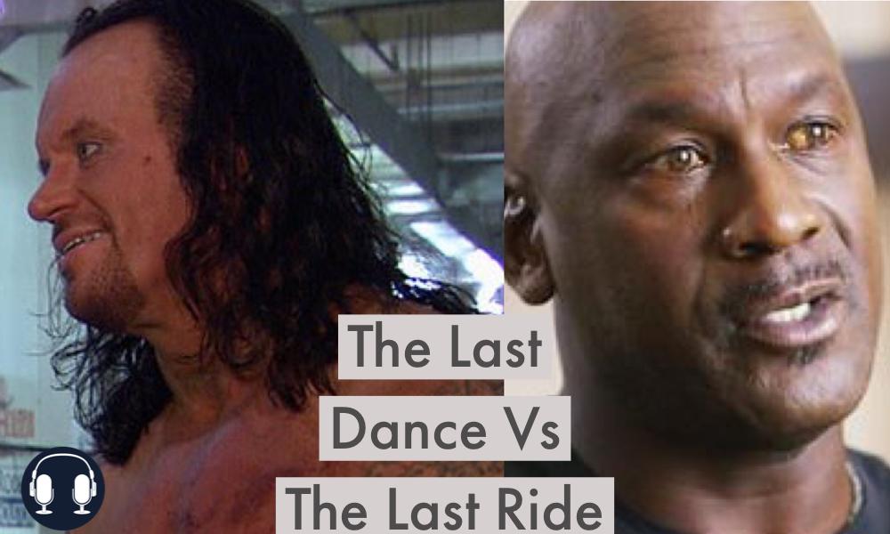 the last dance vs the last ride