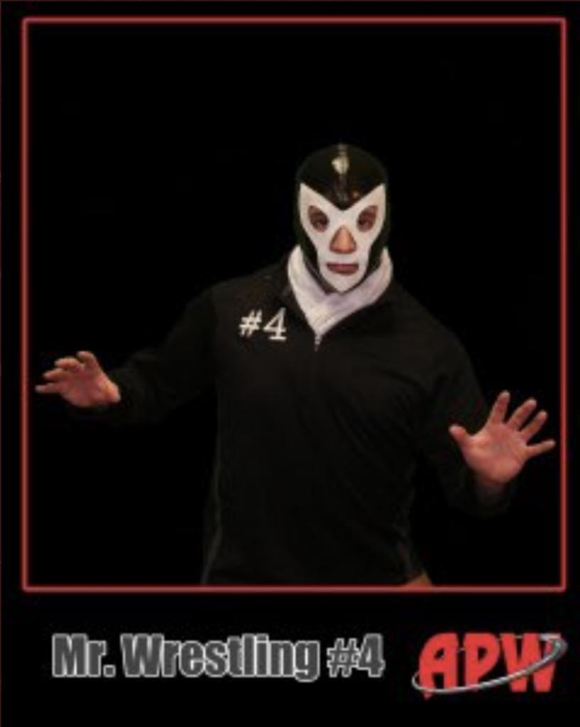 Mr. Wrestling #4