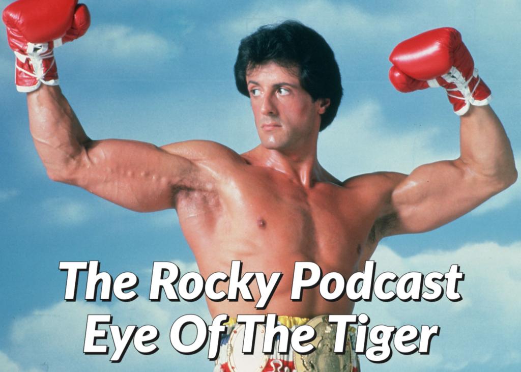 rocky podcast