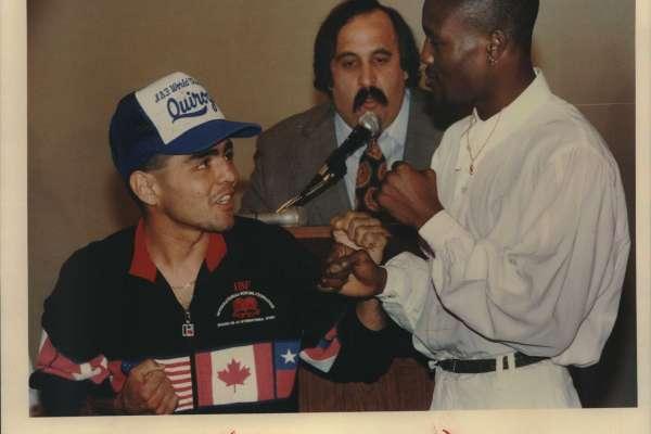 Robert Quiroga vs. Akeem Anifowoshe