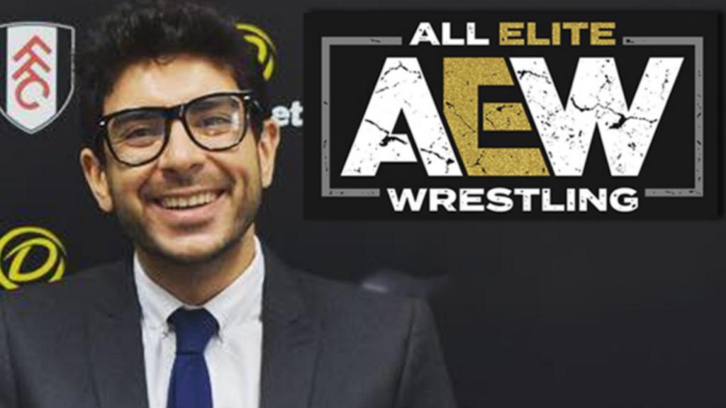 aew's roster