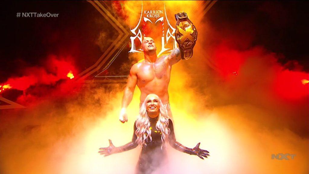 NXT TakeOver: xxx recap