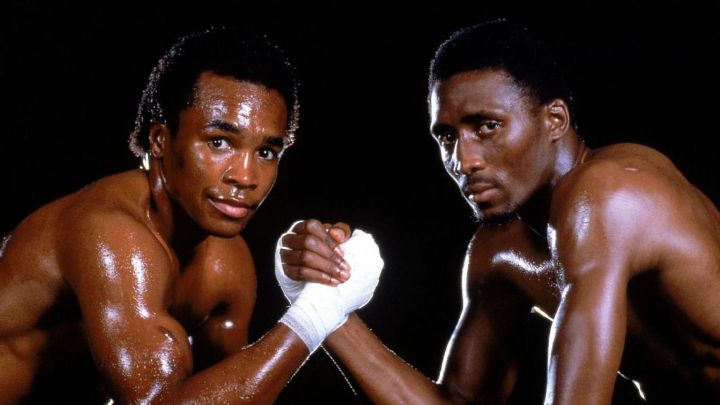 sugar ray leonard vs thomas hearns i
