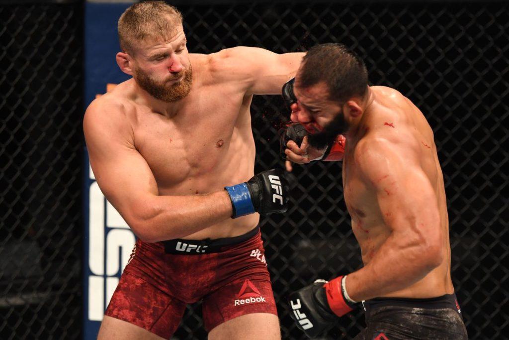 Jon Moxley on UFC 253