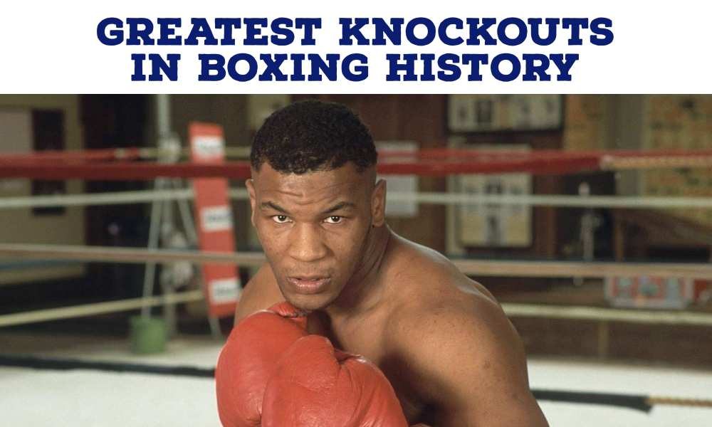 greatest knockouts in boxing history