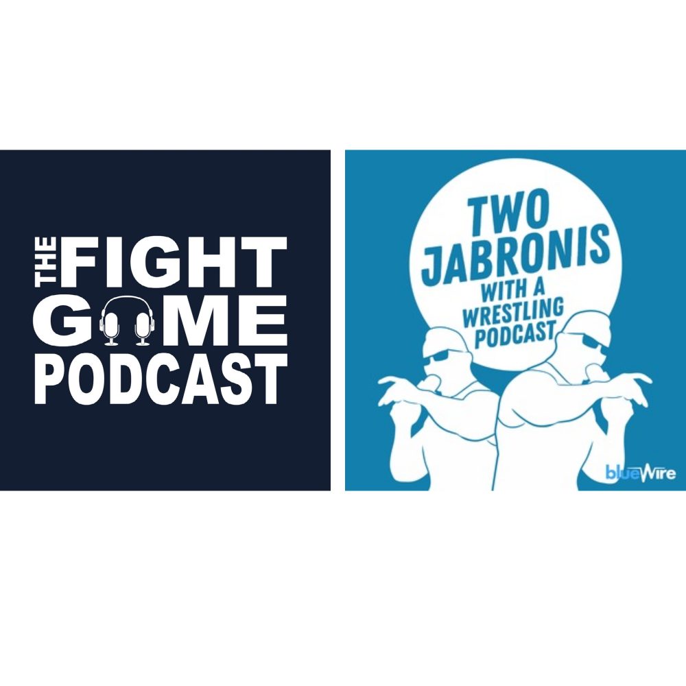 two jabronis with a wrestling podcast