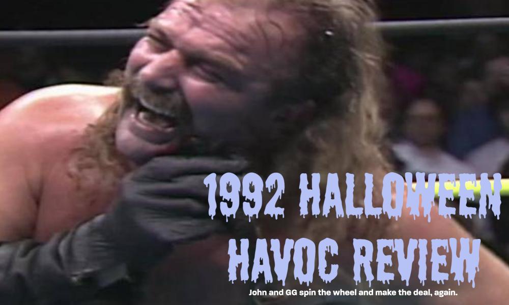 halloween havoc 1992