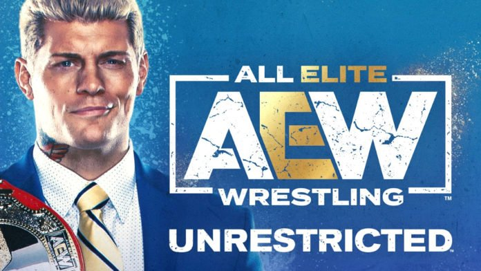 cody rhodes unrestricted