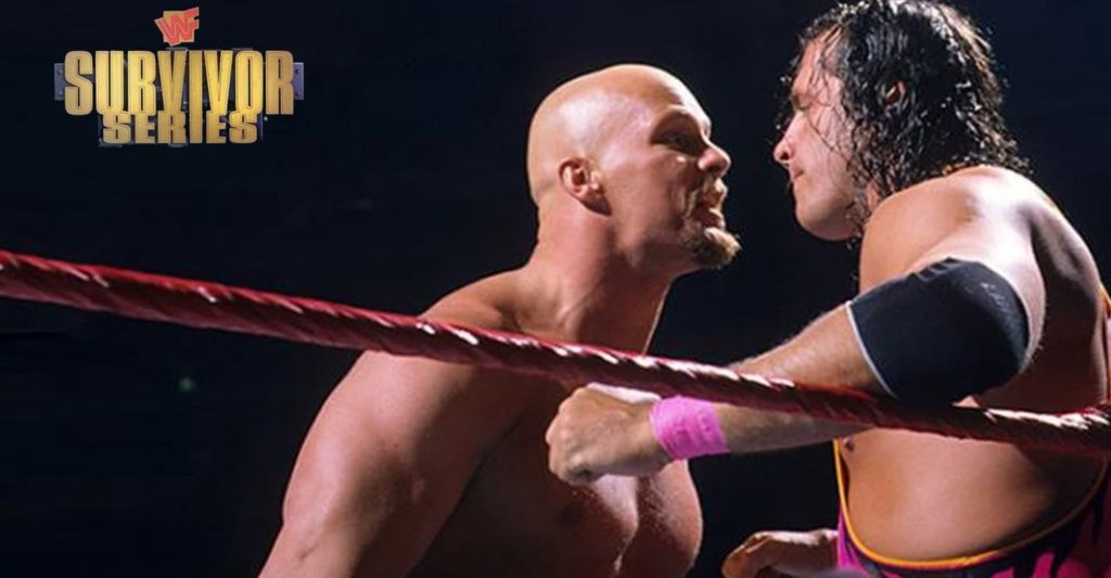 1996 survivor series review