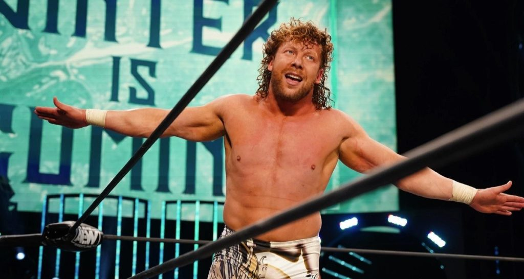 is kenny omega a draw