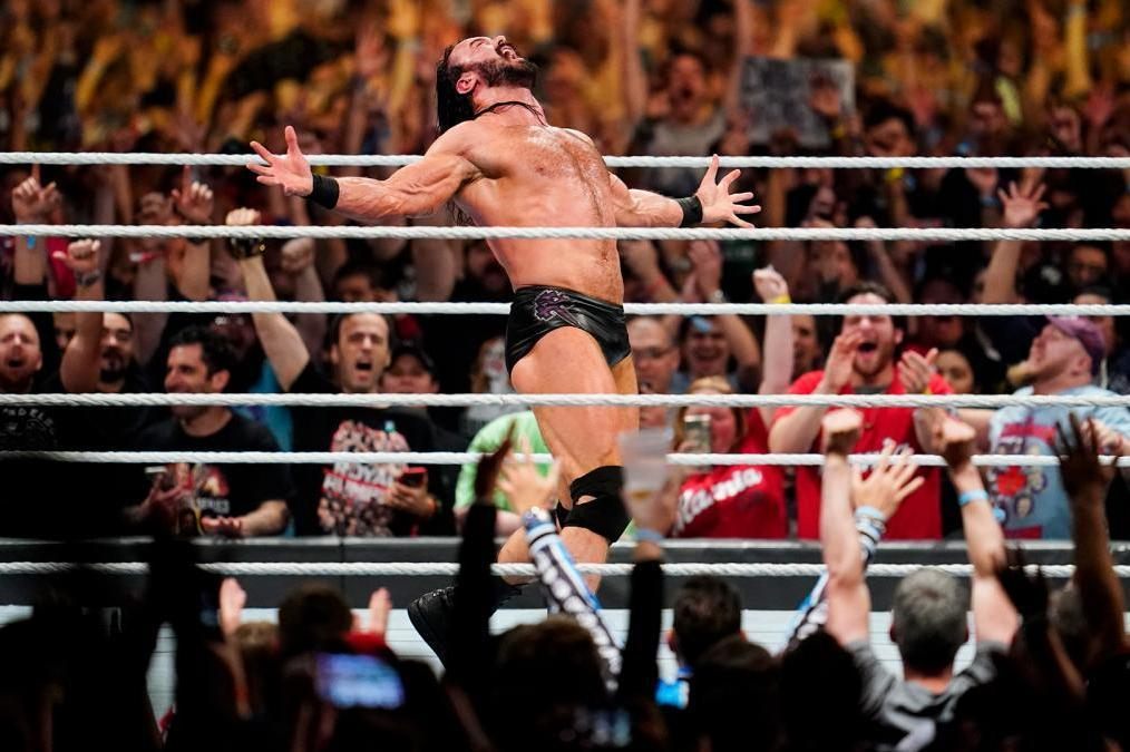 state of the royal rumble