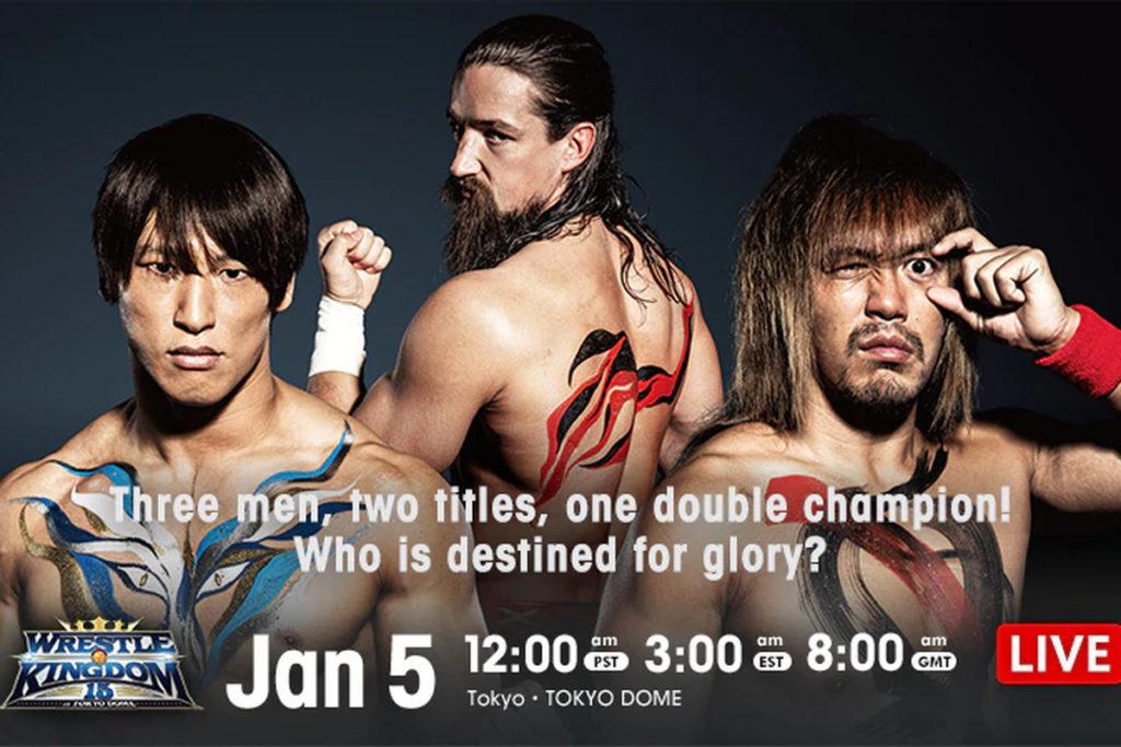 Wrestle Kingdom 15 review