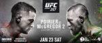 Guide to UFC 257: Poirier vs. McGregor 2