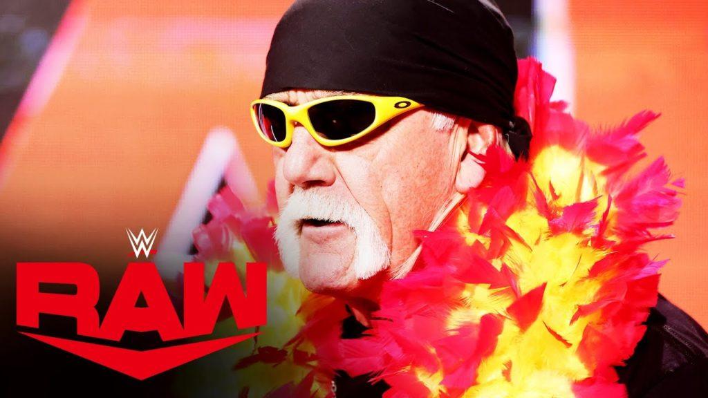 raw legends night
