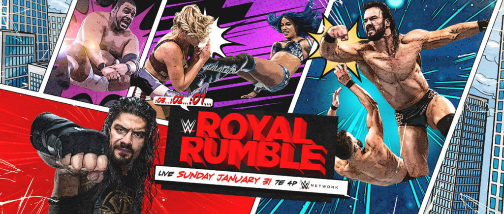 royal rumble live coverage