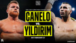 Canelo Alvarez Signs Two-Fight Deal With Matchroom Boxing, Will Face Avni Yildirim In February