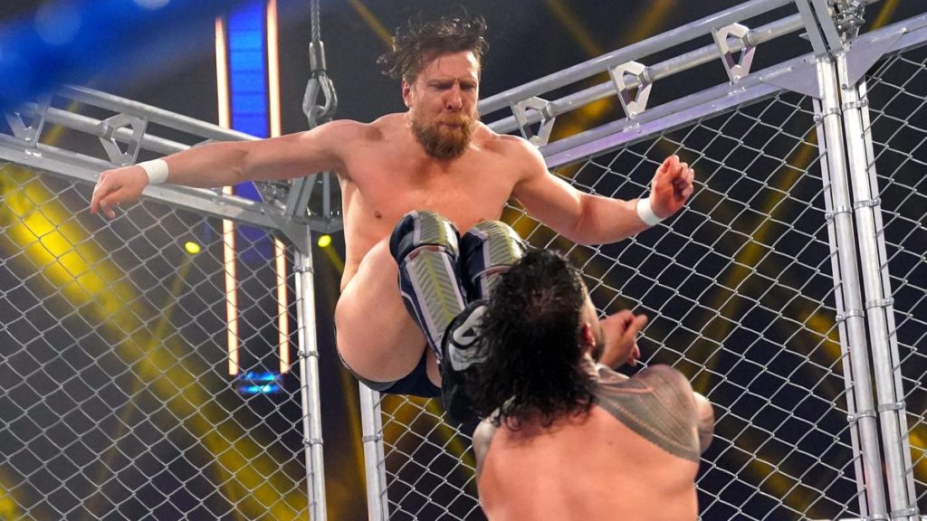 aew and wwe ratings report