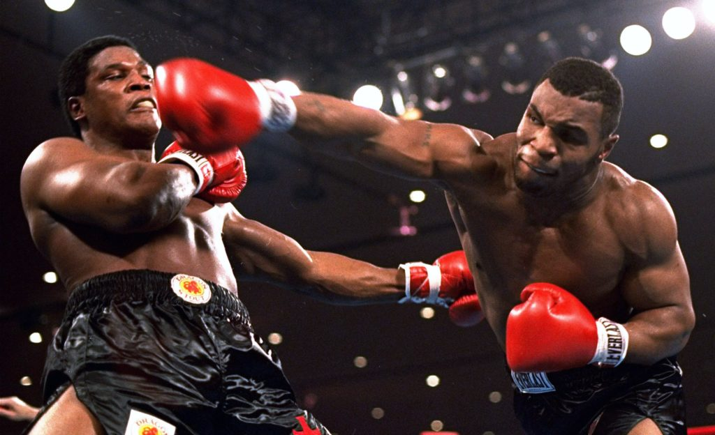 Mike Tyson vs Trevor Berbick