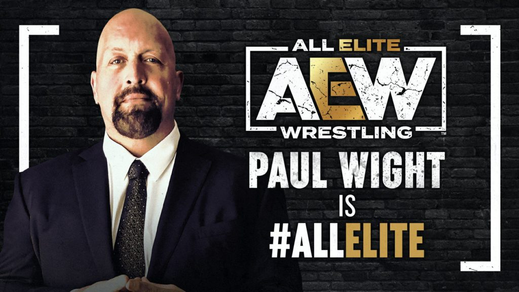 paul wight to AEW