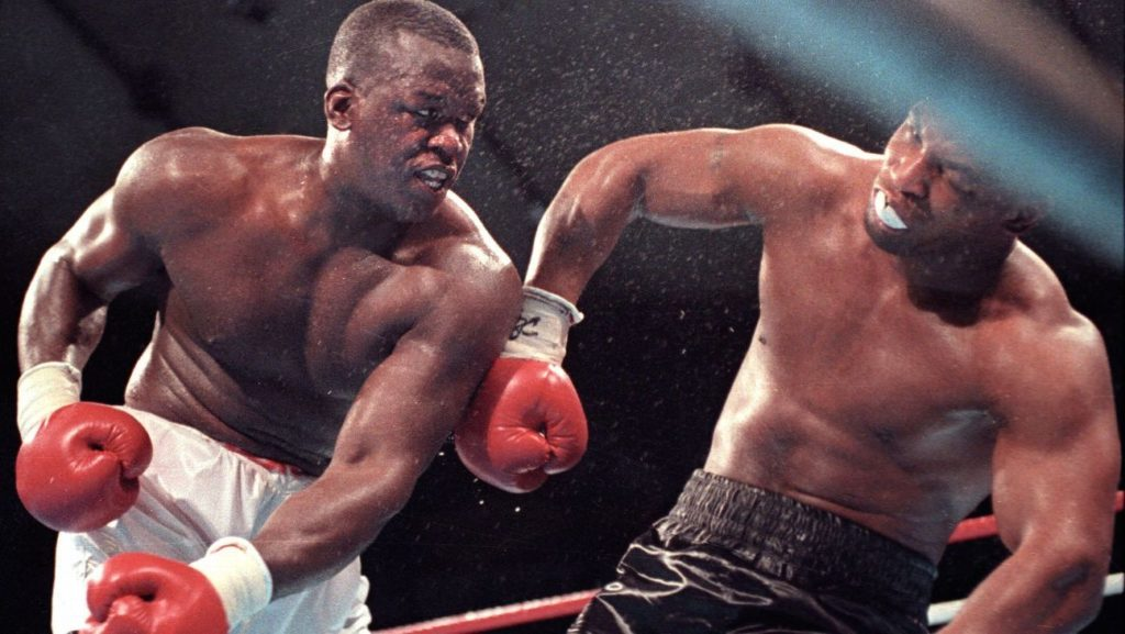 buster douglas mike tyson greatest knockouts