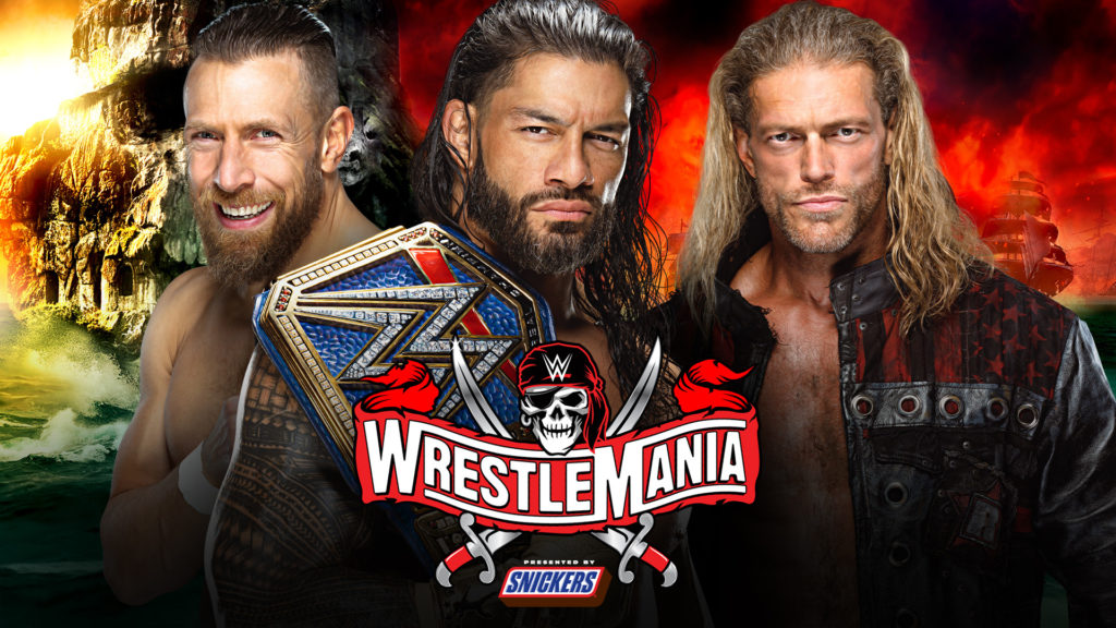 wrestlemania 37 night two results