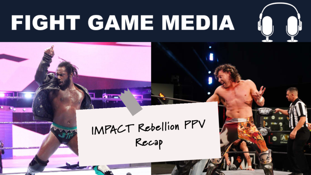 impact rebellion recap