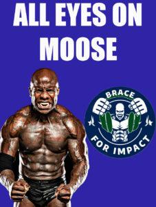 Impact Wrestling's Moose