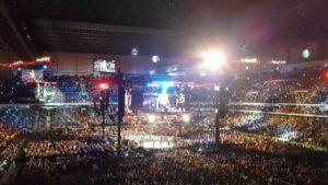 photo of UFC 198