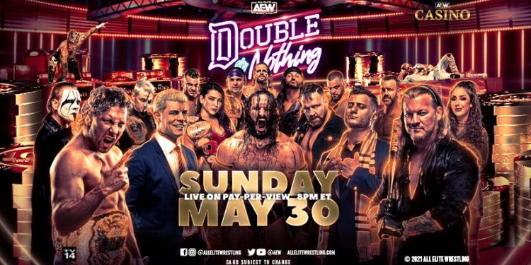 double or nothing live coverage