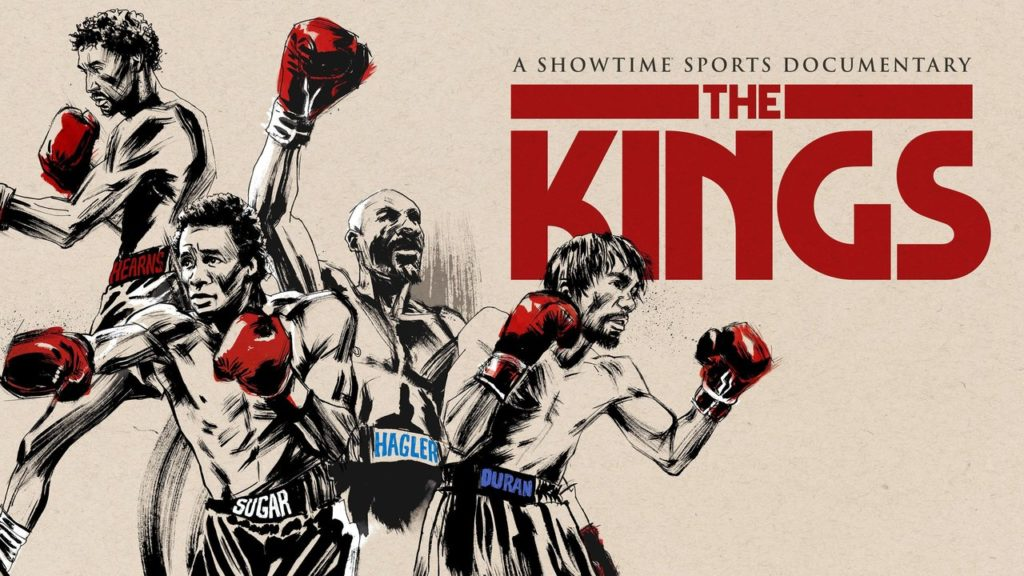 showtime the kings