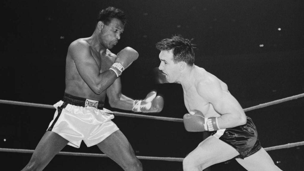Sugar Ray Robinson vs Gene Fullmer 2