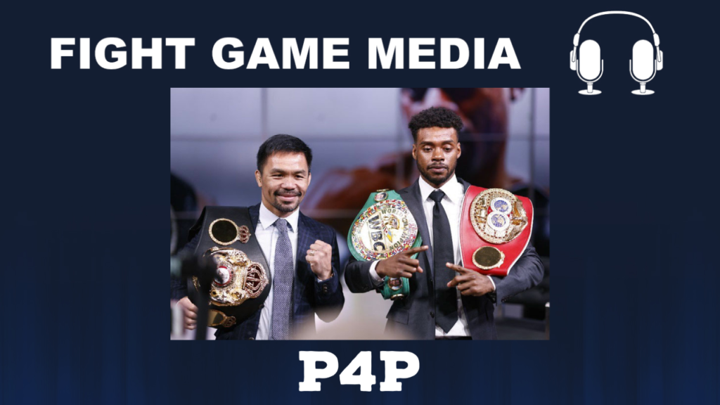 Manny Pacquiao and Errol Spence is off